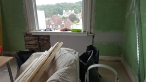 window installation home extension