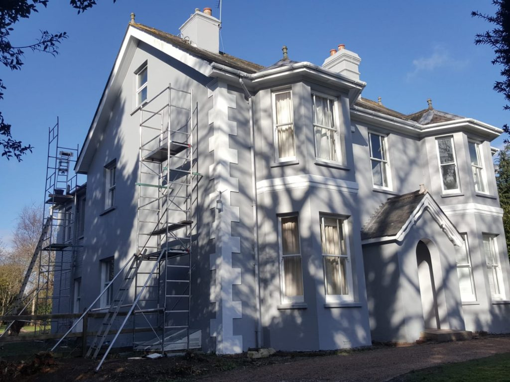 Full house renovations Kent exteriors