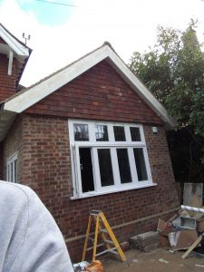 Window fitting home renovation Kent