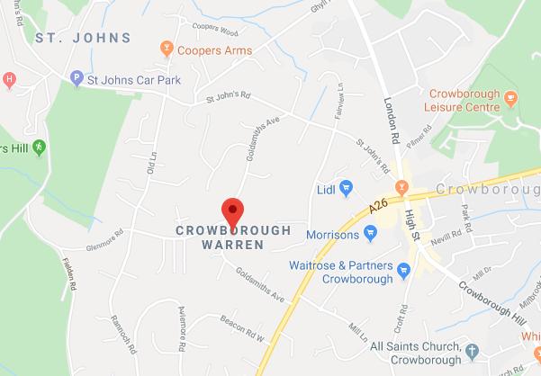 Crowborough Warren