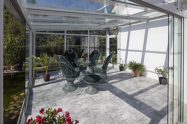 conservatory inside